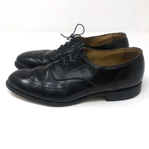 Johnston & Murphy Optima Wing Tip Ofxord Shoes